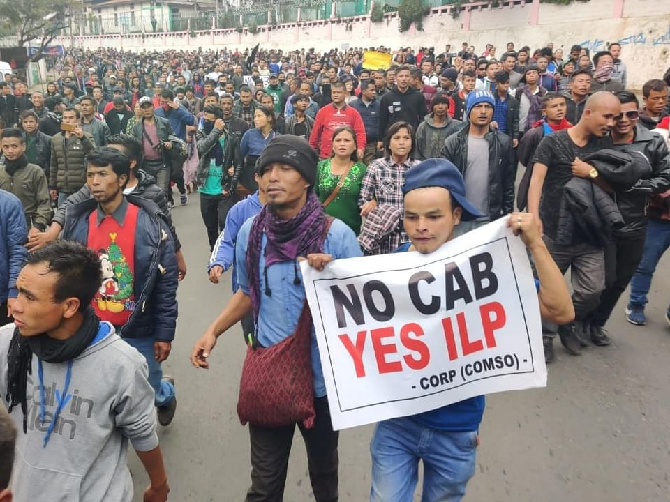 ILP issue: Amit Shah asks Meghalaya CM to contact him after Jan 26