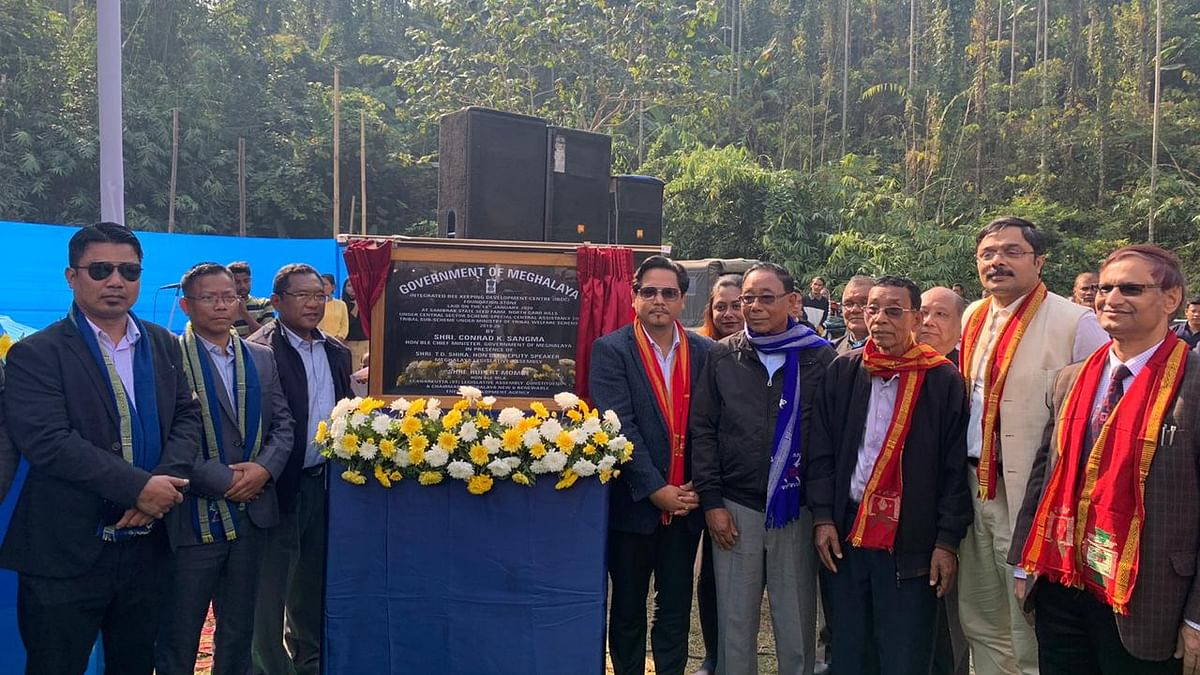 The National Bee Board made the decision in October, after taking into account the potential Meghalaya has in beekeeping