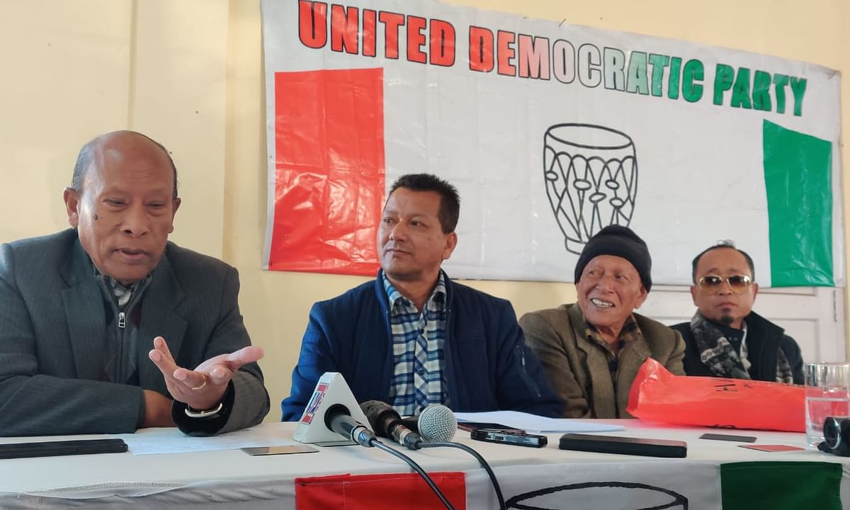 Meghalaya: UDP demands for implementation of ILP, lauds SC on CAA