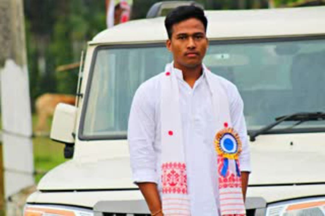 AASU member Biju Gogoi who went missing in January this year from Tinsukia district