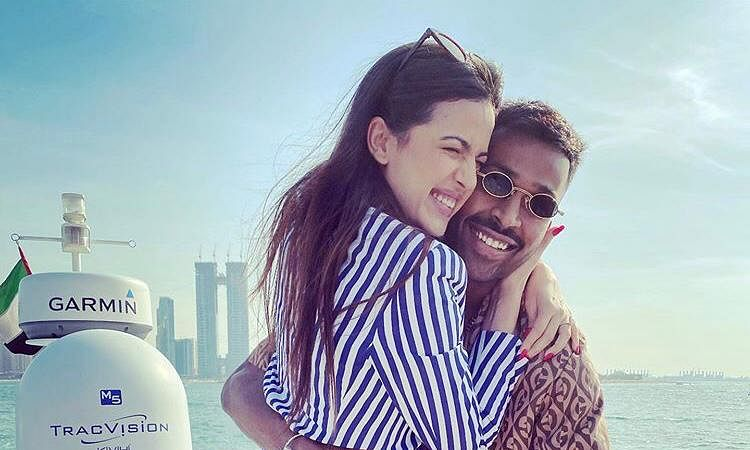 Cricketer Hardik Pandya gets engaged to actress Natasa Stankovic