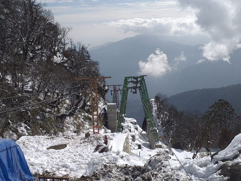 Sikkim: Bhaleydhunga passenger ropeway to be operational by Oct