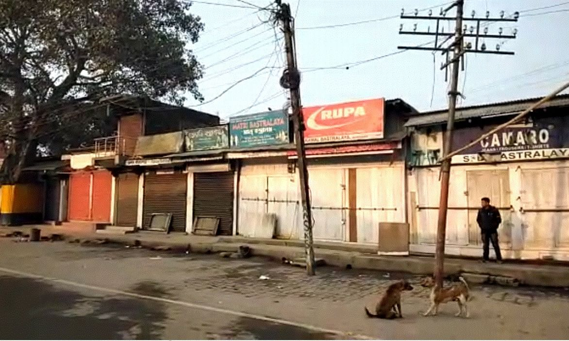 Bandh against Bodo accord in parts of Assam spontaneous, peaceful