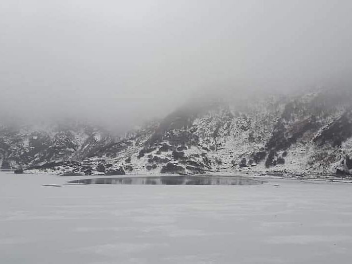 Inclement weather: No tourist permits for Nathu la on Jan 4 & 5