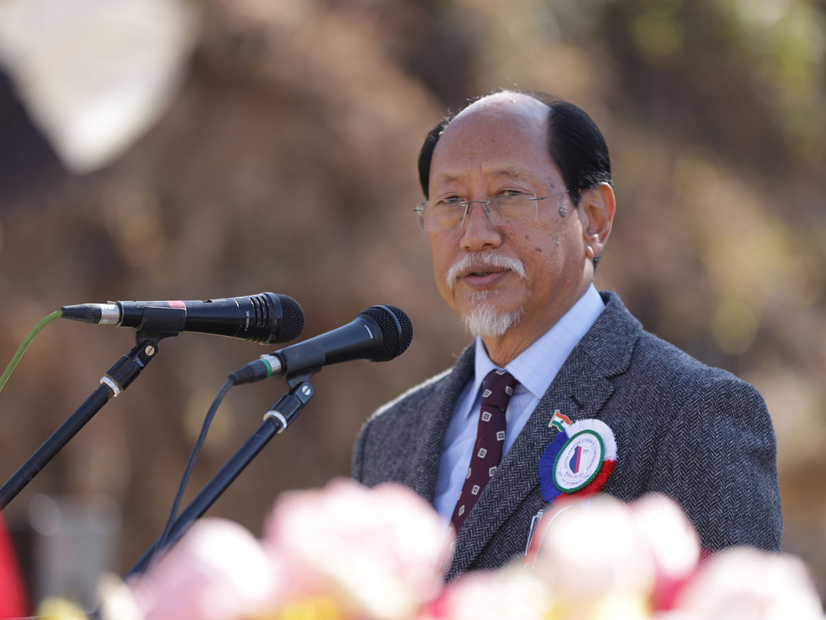 Advent of Christianity in Nagaland 'best thing that happened': CM