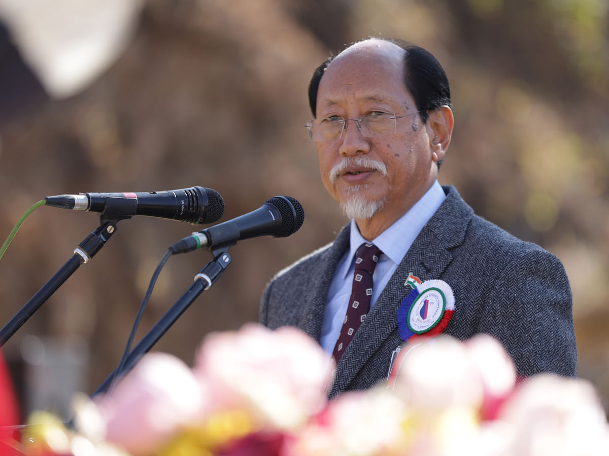 We cannot disown our people: Nagaland CM on stranded citizens