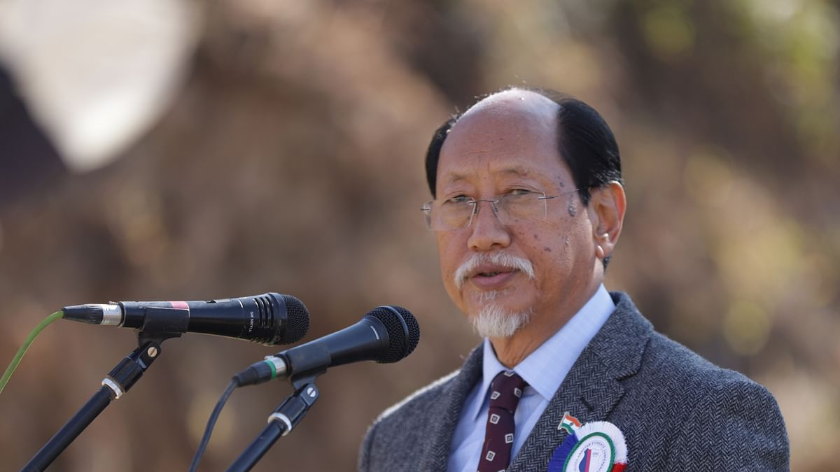 COVID-19: Nagaland CM urges other states to take care of NE people
