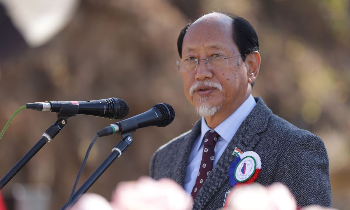 Early settlement to ongoing talks a priority for govt: Nagaland CM
