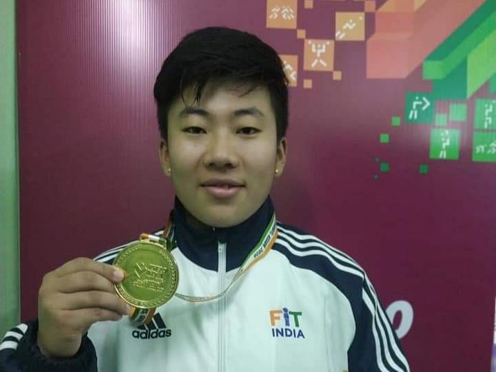 Khelo India: Arunachal weightlifter bags 3rd gold for state
