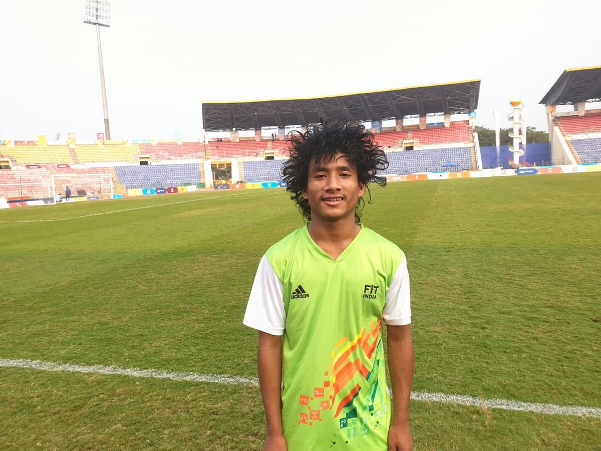 Khelo India Youth Games: Host Assam races to U-21 football finals