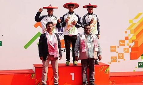Khelo India: Assam shines in all lawn ball games, bags 7 gold