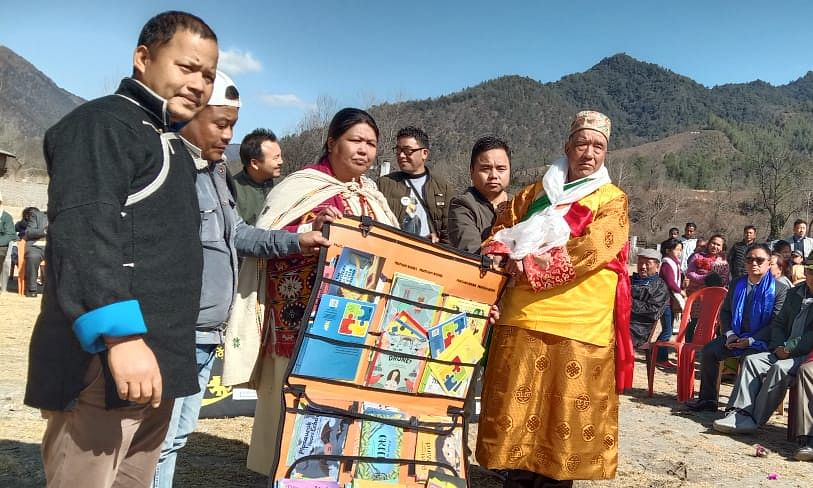 How this community library is aiding reading habits in Arunachal