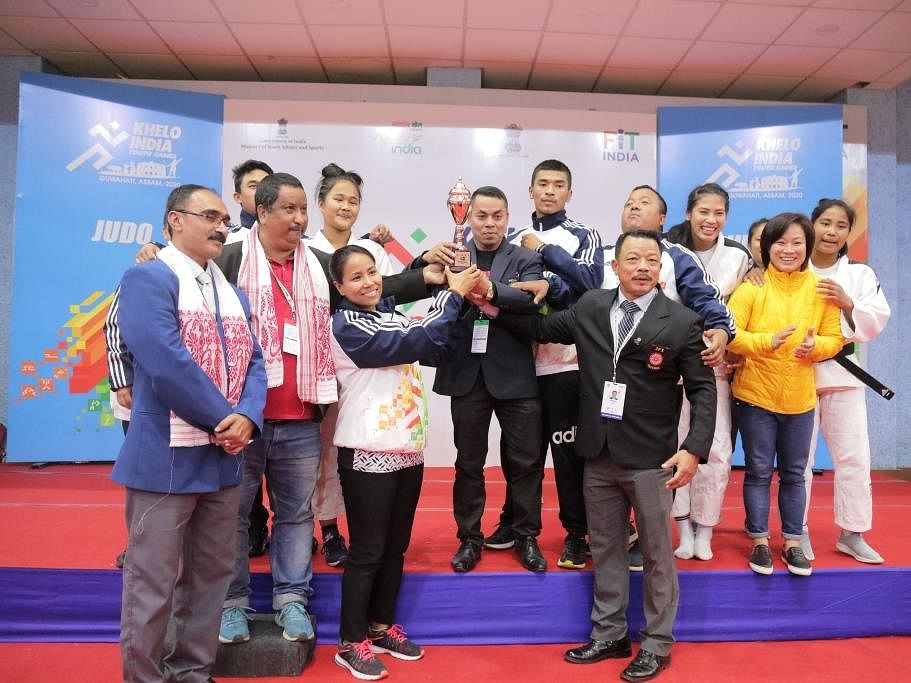 With 17 medals at Khelo India, rise of Manipur in judo evident