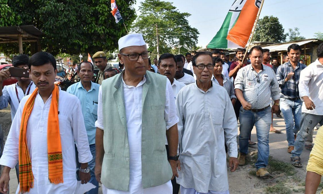 MP Pradyut Bordoloi blames BJP-led govt for youths joining ULFA