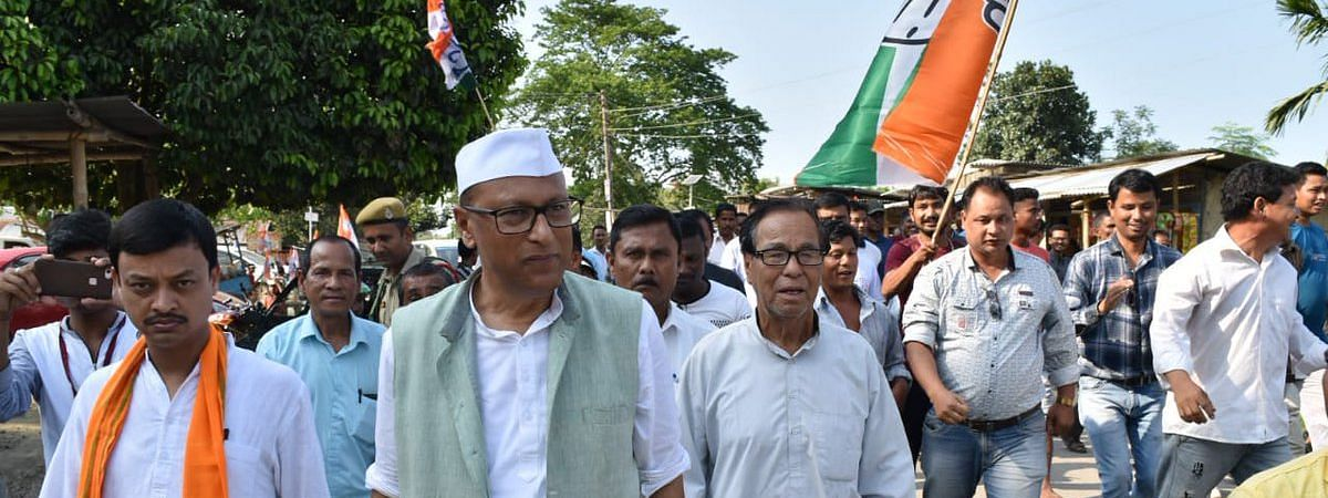 BJP has snubbed the people of Assam by forcing Citizenship Amendment Act (CAA) on them which has put their identity at stake, says Congress MP Pradyut Bordoloi