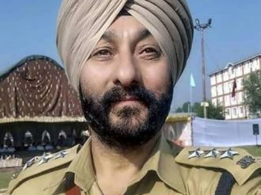 Suspended cop Davinder Singh, 4 others sent to 15-day NIA custody