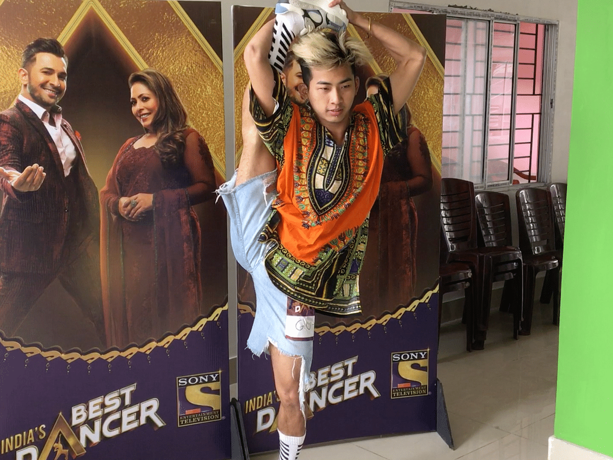 WATCH | This Naga youth's moves will give you major dance goals