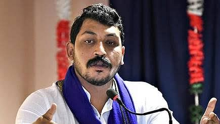 Bhim Army Chief Chandrashekhar Azad visits Jama Masjid, a day after his release from jail