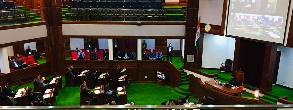 The Bill, which amends provisions related to reservation of seats for Scheduled Tribes (STs) and Schedule Castes (SCs), was unanimously adopted by the House during the fifth session of the 13th Nagaland Legislative Assembly.