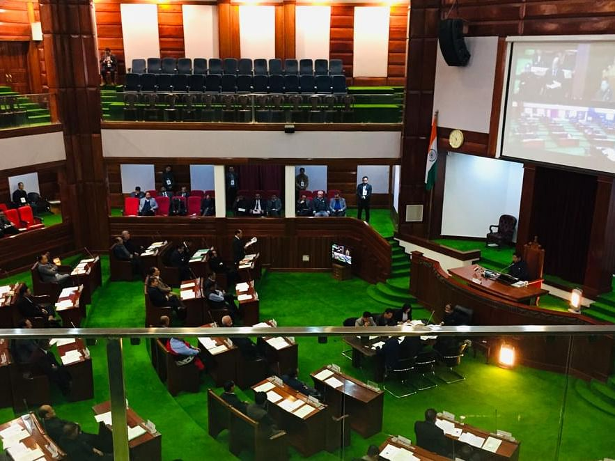 Nagaland Assembly ratifies 126th Constitution Amendment Bill 2019