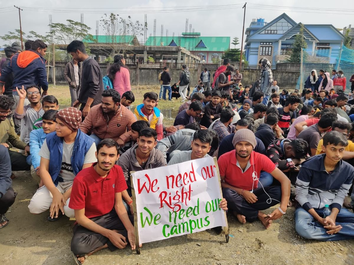Why NIT Arunachal Pradesh students are protesting since Tuesday
