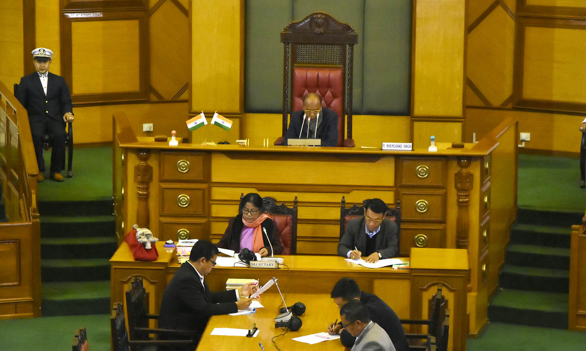 Manipur Assembly ratifies Reservation Bill for another 10 years