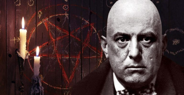 Aleister Crowley is also sometimes referred to as 'The Beast'