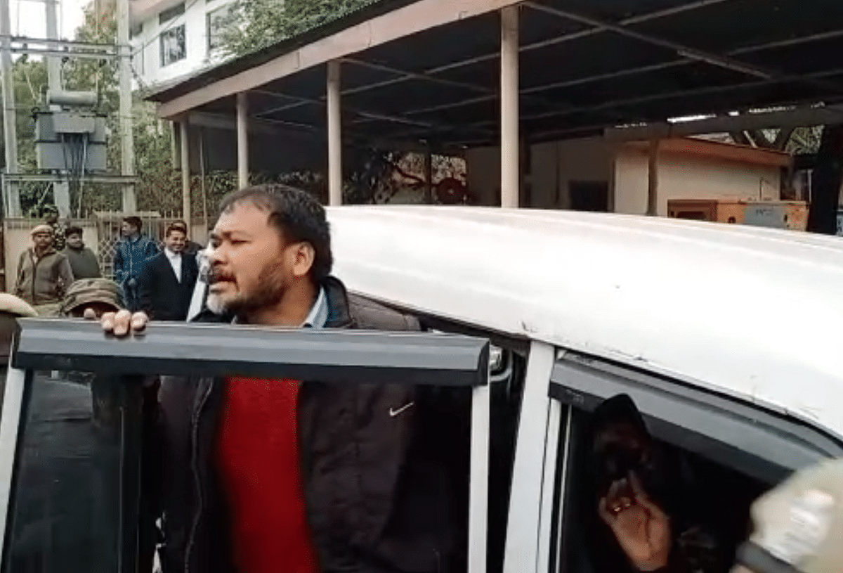 The NIA court likely to hear arguments in both the cases pending against Akhil Gogoi on July 21