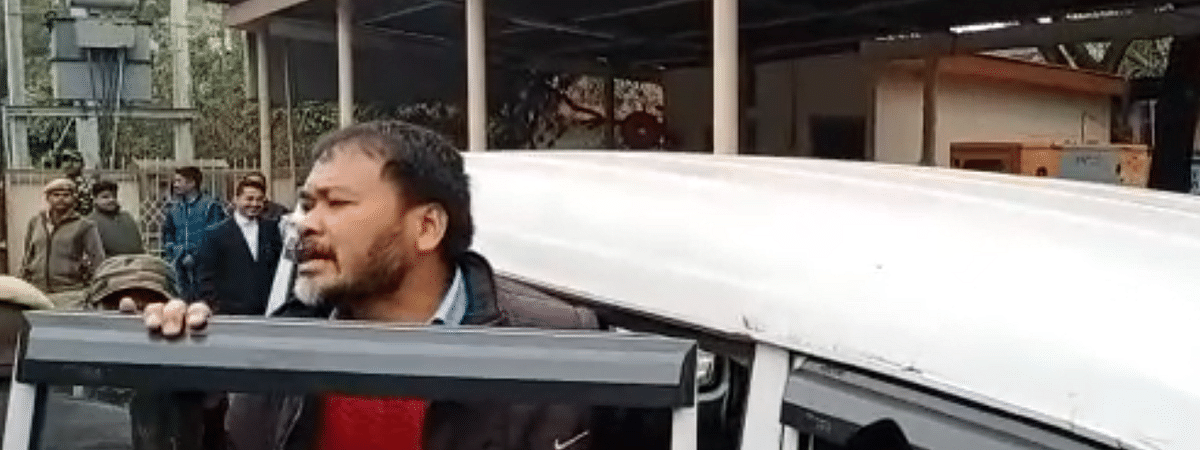 KMSS leader Akhil Gogoi was sent to 14-day judicial custody on Friday