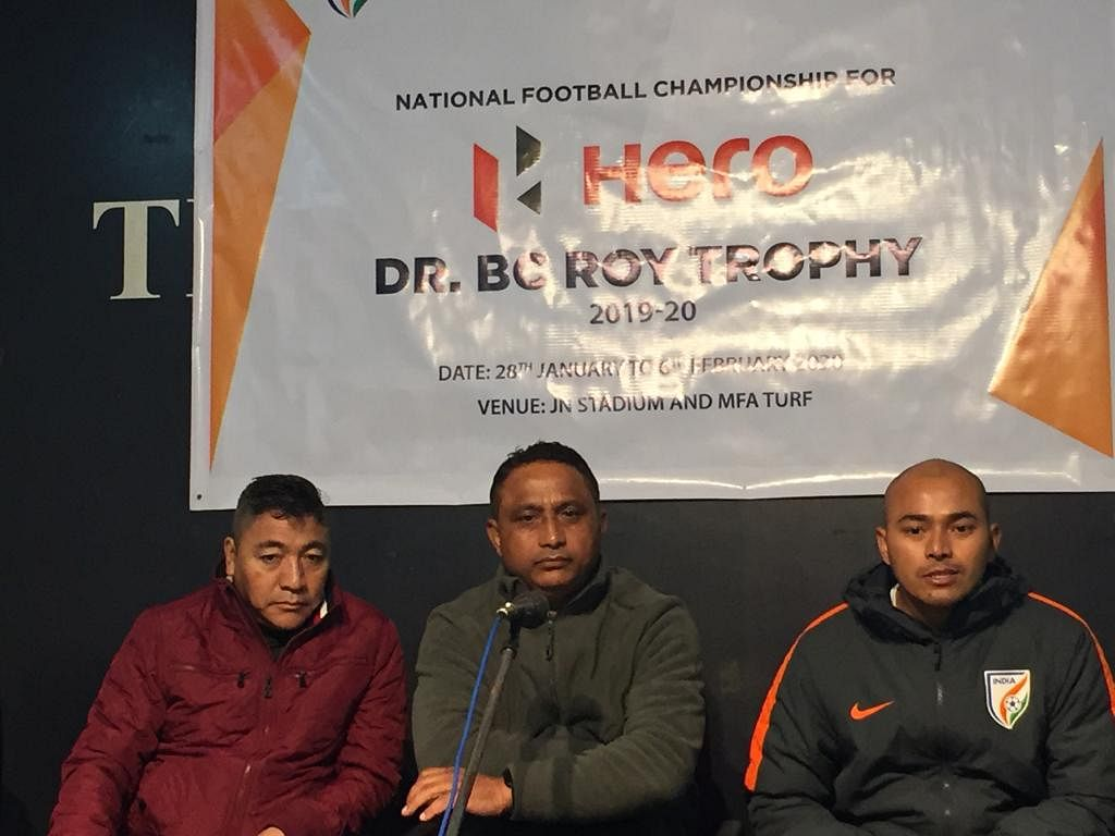 Meghalaya to host Jr Nationals Football Championship from Jan 28