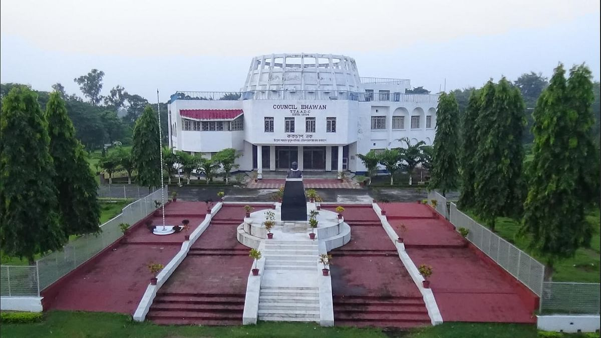 Tripura Cabinet approves dissolving of autonomous district council