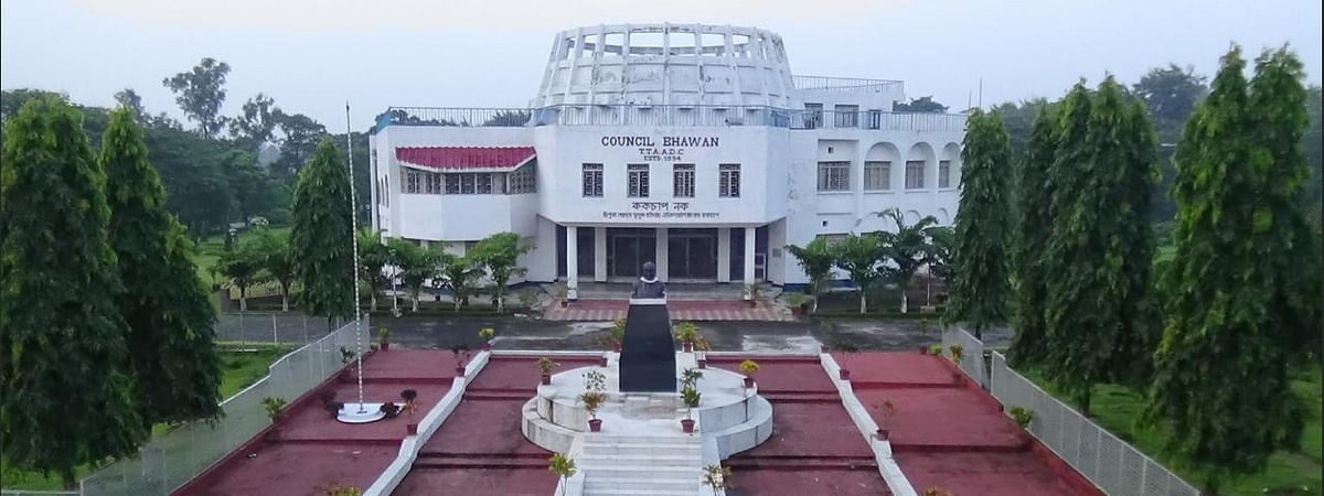 The TTAADC comprises more than 68% of the total geographical land of Tripura