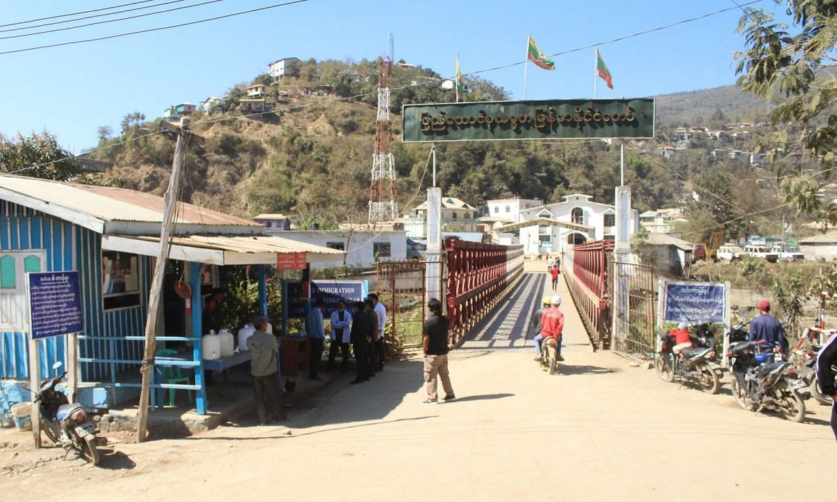 Mizoram begins coronavirus screening along Indo-Myanmar border