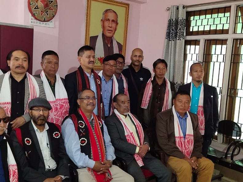Naga leaders, ULFA hold meet to discuss ongoing talks with Centre