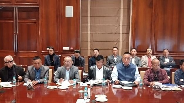 Naga tribes cannot be misled anymore, says Working Committee of Naga political groups