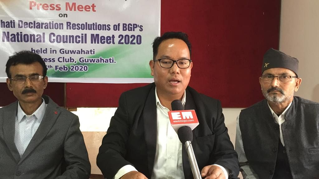 'Gorkha Ekta Maharally' held in Darjeeling