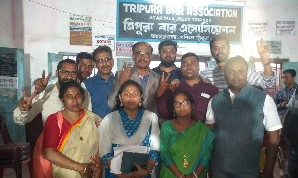 Tripura bar body poll results a reflection of BJP misrule: Cong