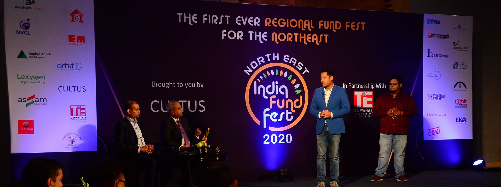 North East India Fund Fest: Startups get deals worth over Rs 5 cr