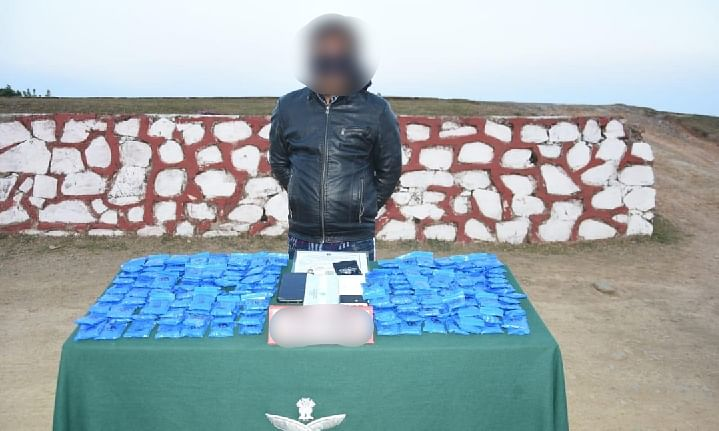 Manipur: WIY tablets, heroin worth lakhs seized in 2 separate ops