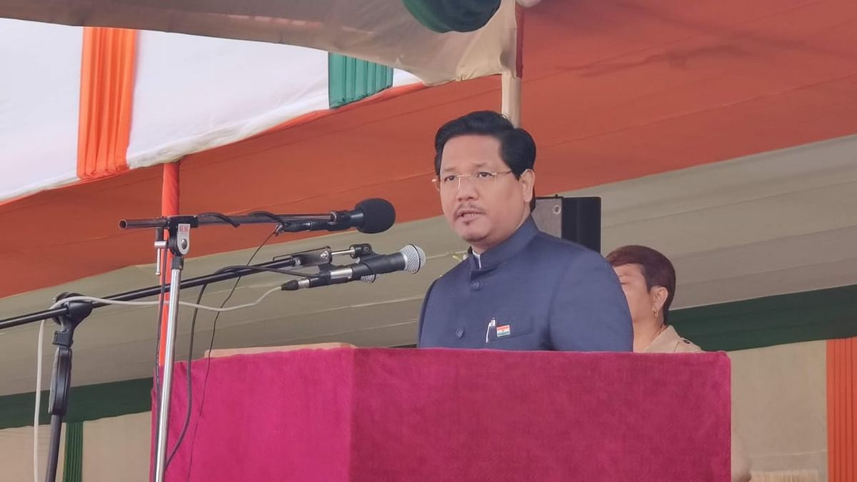 Meghalaya chief minister ConradK Sangma announced that no decision has been made as yet over alleged stripping of James Sangma of his portfolio as home minister