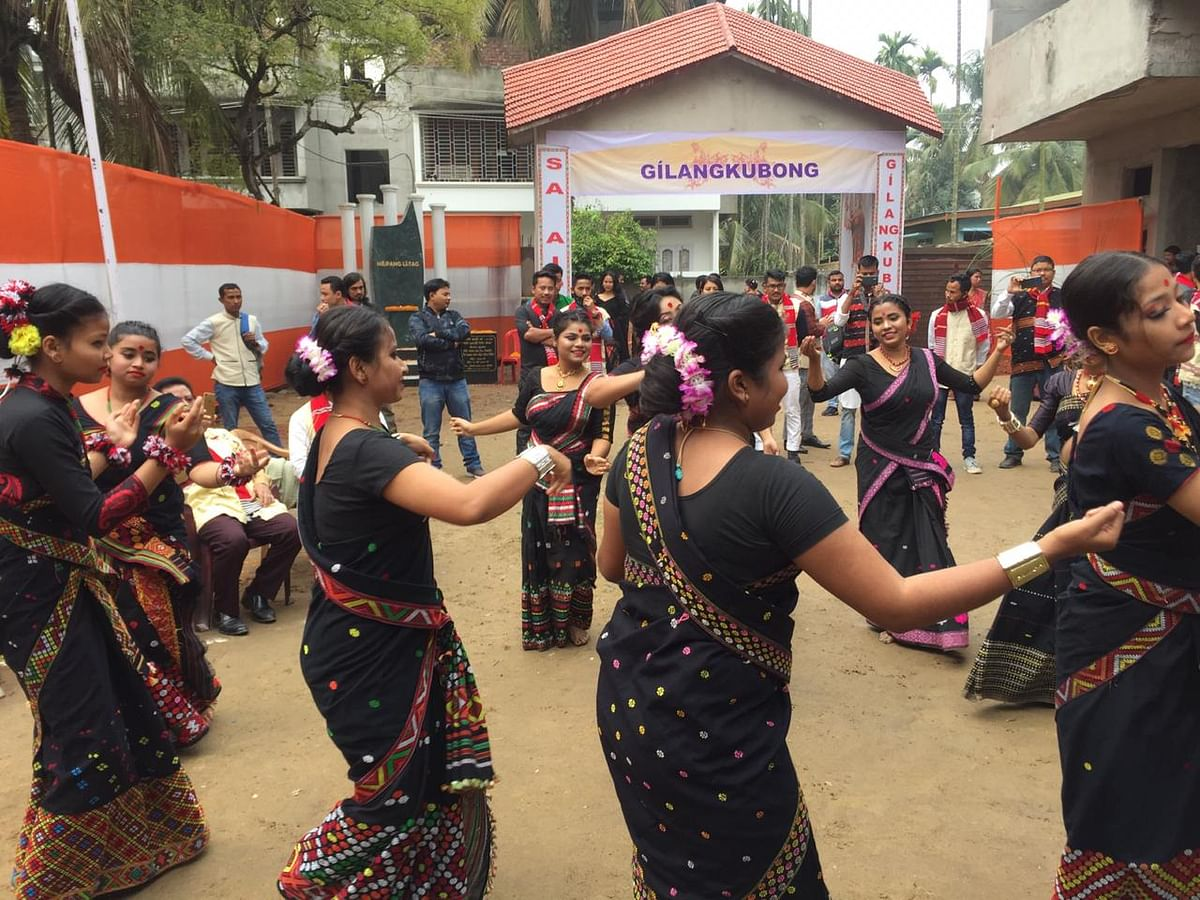 Ali Aye Ligang: Spring festival of song, dance & feasting in Assam