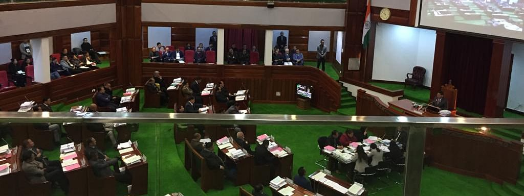 Nagaland Assembly elected its new Speaker on Friday