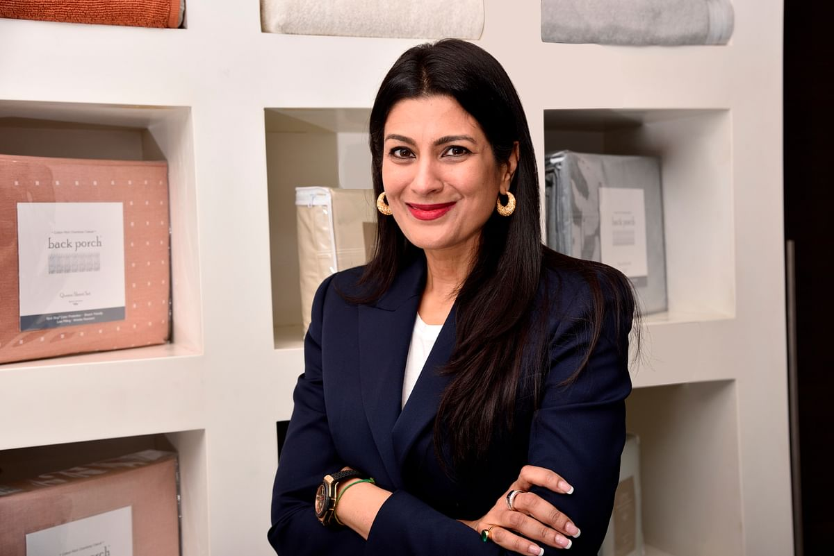 Dipali Goenka is the CEO & joint managing director of the $3 billion Welspun Group