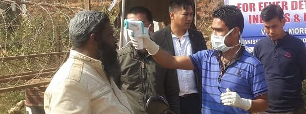 A total of five suspects have been tested in Tripura by the health department