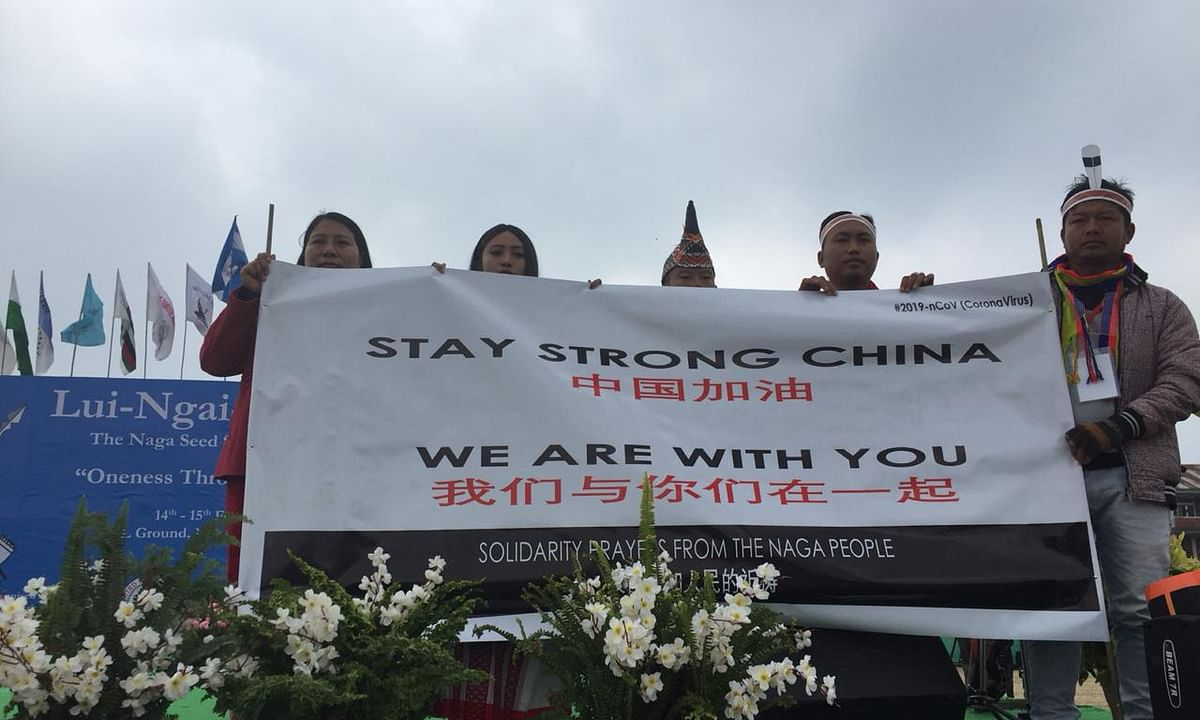 'Empty Streets of Wuhan': Manipur Nagas' solidarity song for China