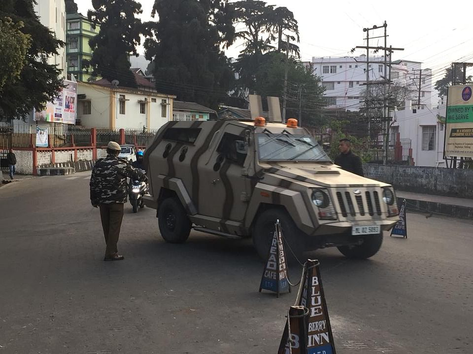 Meghalaya: COVID-19 curfew to be lifted in Shillong from tomorrow