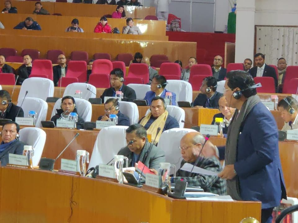 Meghalaya Legislative Assembly budget session to begin on March 13