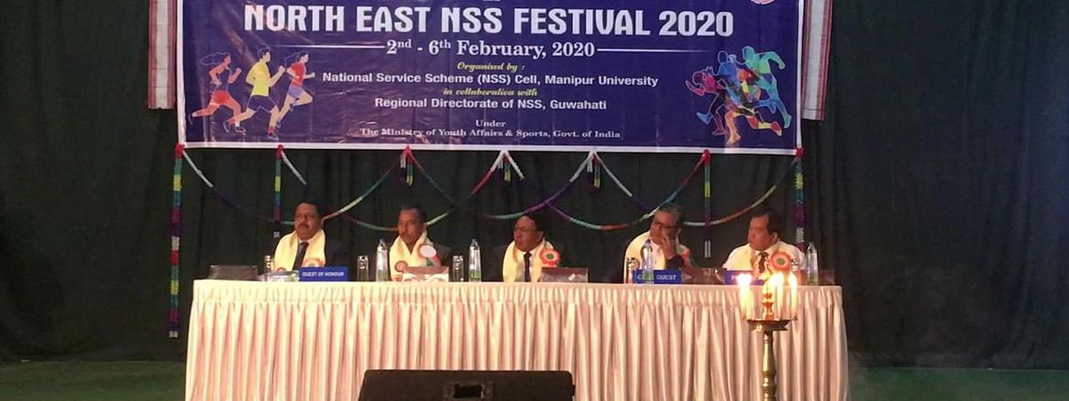 North East NSS Festival 2020 got underway on Sunday