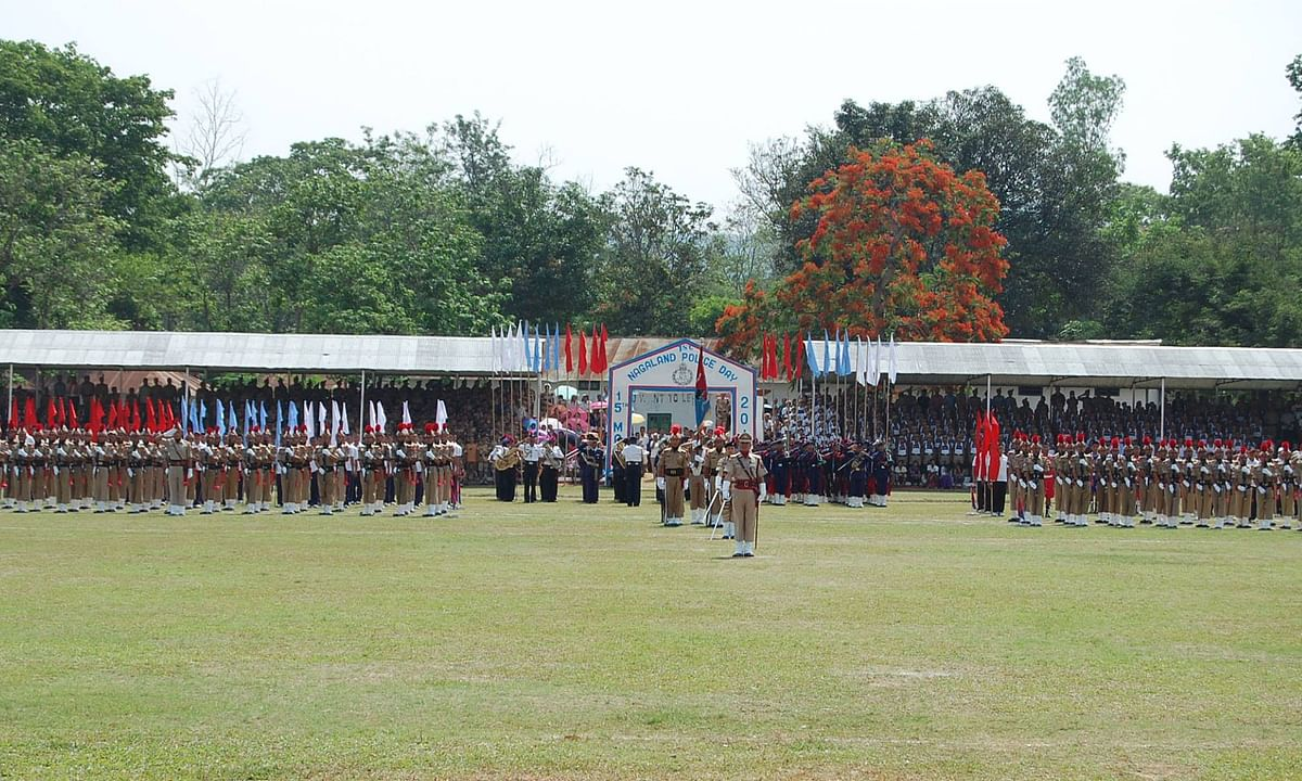 Earlier, the Kohima Police had postponed the training plan citing 'incomplete arrangement of barracks and other training infrastructure'