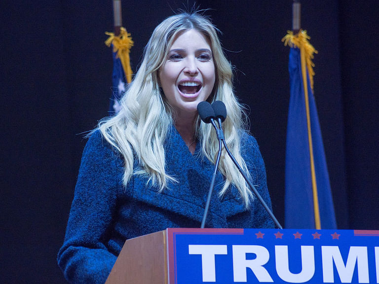 Donald Trump to be accompanied by daughter Ivanka on India visit